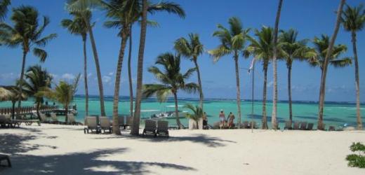 Platz neun: Bavaro Beach, Punta Cana, Dominikanische Republik