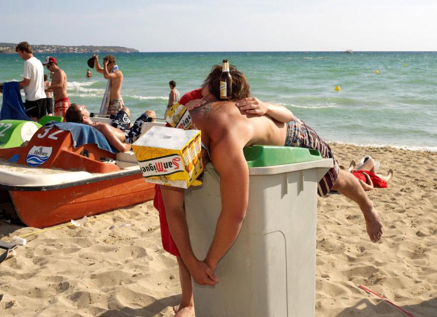 Auch im Herbst einen Besuch wert: Mallorca (Spanien) auf Platz drei.