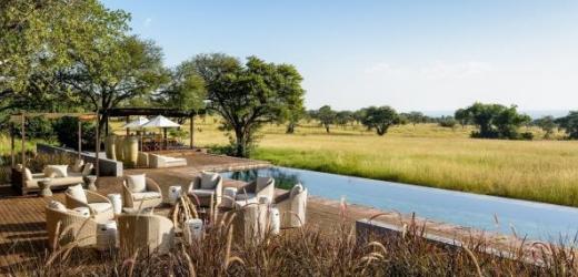 Platz drei: Singita Serengeti House, Grumeti, Tansania. Preis pro Nacht: 9000 Franken. Dafür hat man die ganze Anlage - inklusive Pool und Tennisplatz - ganz für sich allein. Auch zwei tägliche Pirschfahrten mit dem Safari-Jeep sind inbegriffen.