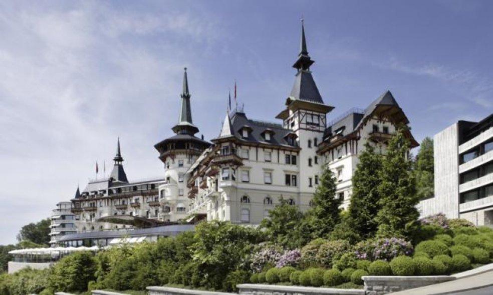Platz 2 (Vorjahr: 2): The Dolder Grand, Zürich Das zweitplatzierte Dolder Grand hat, was in der Schweiz selten zu finden ist.