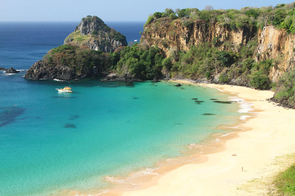 Er war bereits 2017 der beliebteste Ort zum Baden – wurde 2018 aber von dem Grace Bay Beach auf den Turks- und Caicos-Inseln abgelöst.