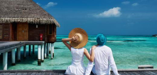 Platz fünf: Malediven.