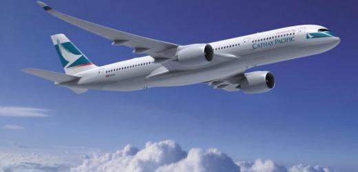Und das ist die sicherste Fluglinie der Welt: Der Spitzenplatz im Ranking geht zum wiederholten Mal an die Airline Cathay-Pacific aus Hongkong.