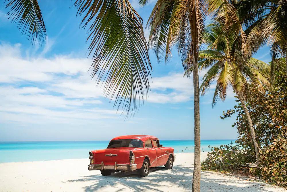 Auf Platz zwei ist 2019 der Varadero Beach auf Kuba.