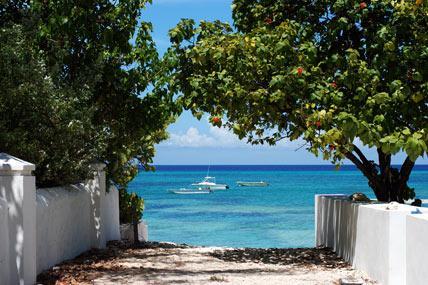 Platz 14: Turks- und Caicoinseln