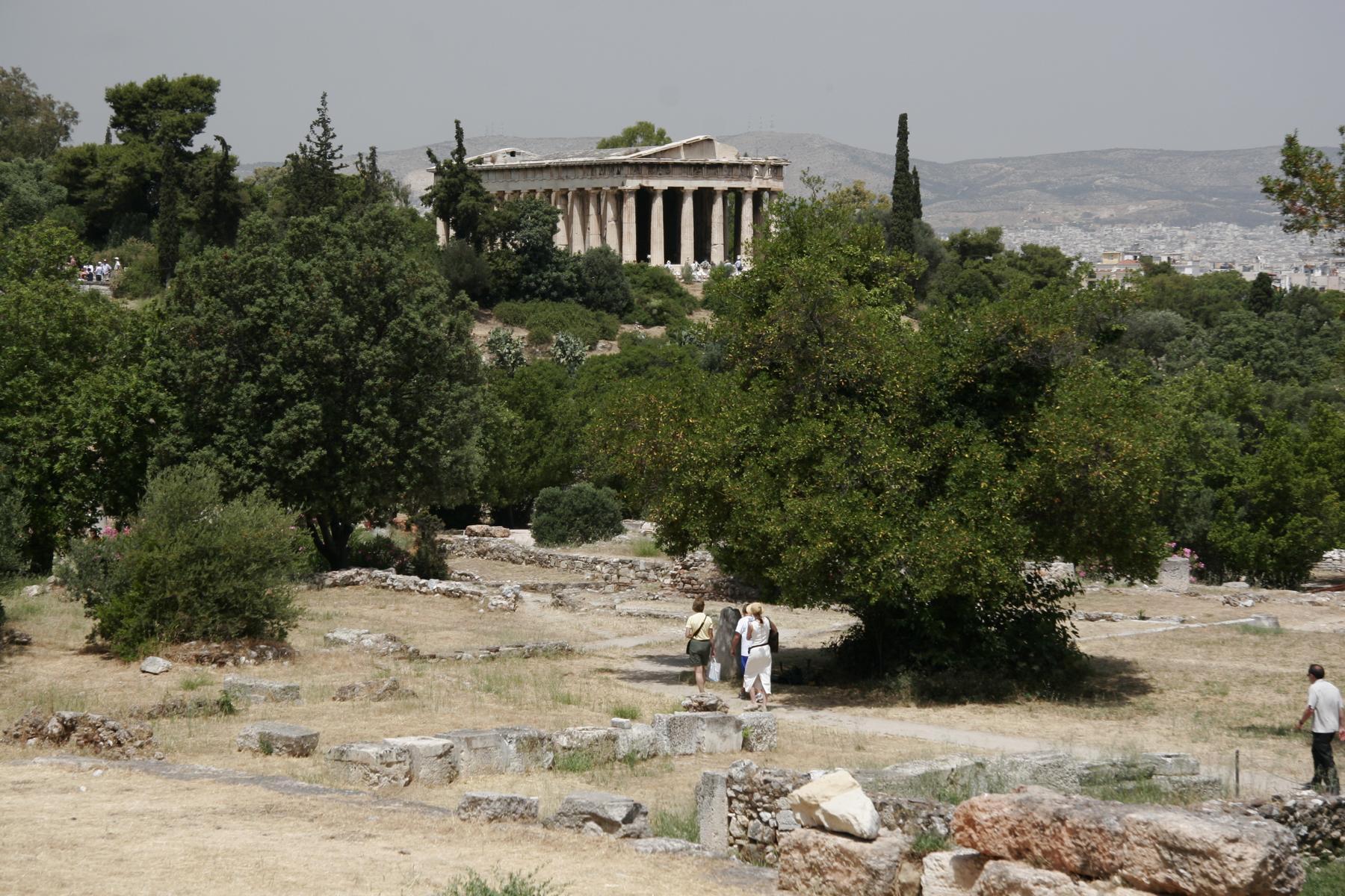 antike Agora Αρχαία Αγορά Αθηνών