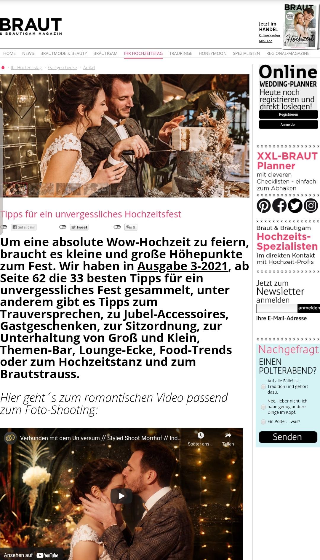 Brautfrisur und Braut Make-up von katharina Palzer aus Mainz  Wiesbaden Frankfurt / Braut Magazin / Brautstyling mit Homeservice / Hochsteckfrisuren und Braut Make-up  www.brautstyling-palzer.de