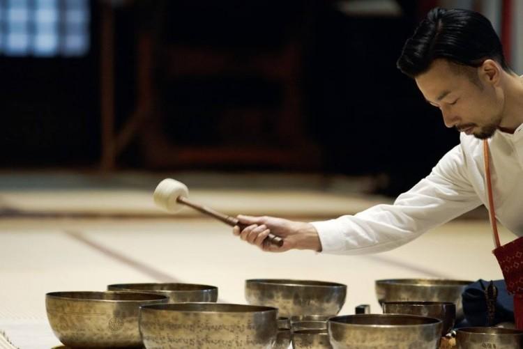 石井タカシさんとのコラボ瞑想会