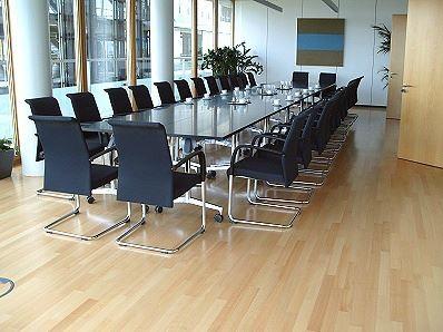 Konferenzraum im Stadttor Düsseldorf