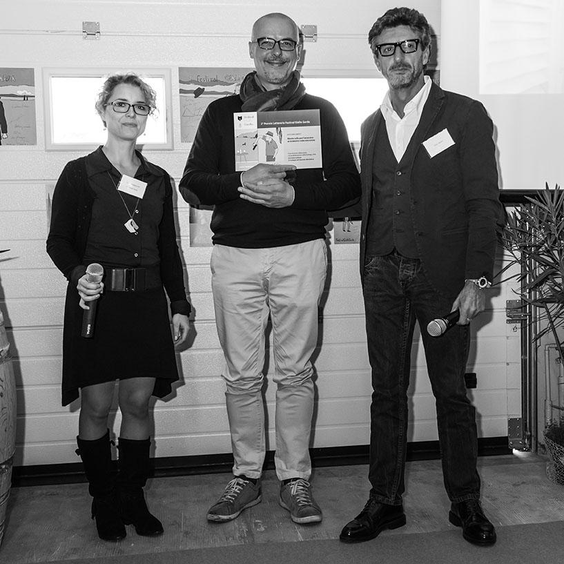 Premiato, tra Ylenia Bagato e Nicky Persico