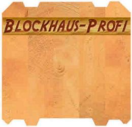 Baumaterial Holz  - Holzhaus in Blockbauweise - Polarholz - Polarkiefer - Holzbau - Blockhausbau