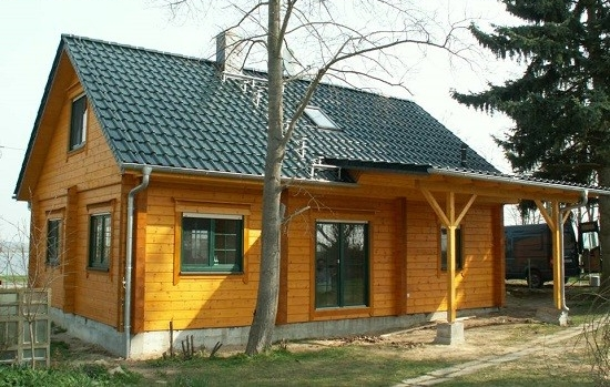 Blockhaus Profi - Beratung und Planung von finnischen Blockhäusern zum Wohnen