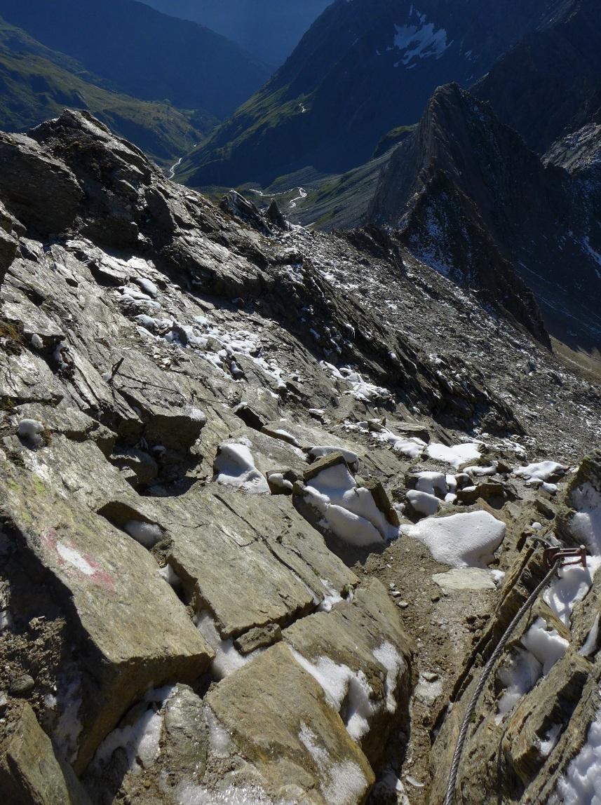 Hoher Eichham - Säulkopf Aufstieg zum Ostgrat - Bergtour, Bonn-Matreier-Hütte, Osttirol