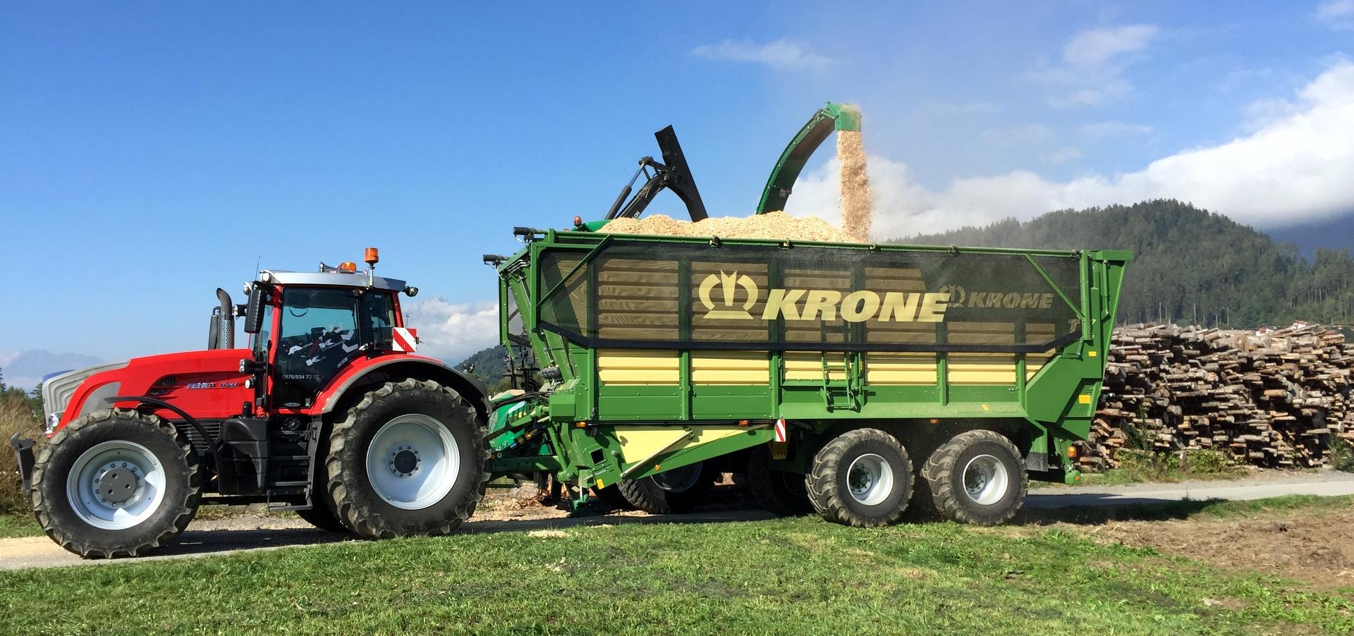 Agrararbeiten