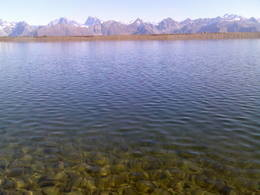 Berg-Wasser