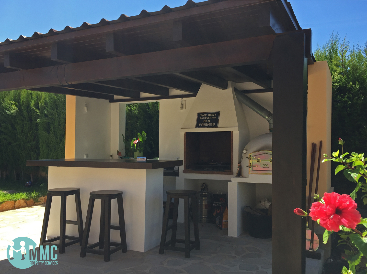 Outdoor Kitchen Mmc Property Services Javea