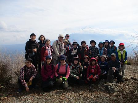 ここからも富士山が望めます!