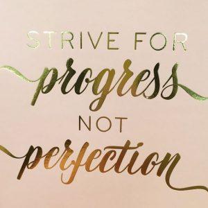 'Streef naar vooruitgang in het ouderschap in plaats van perfect ouderschap.' - Melissa Pelupessy, I am beloved
