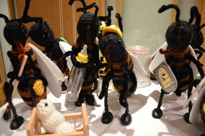 Die Jobs der Biene