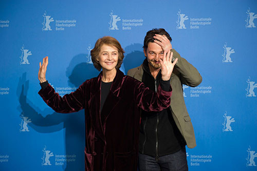 Charlotte Rampling, Berlinale 2012, source: Internationale Filmfestspiele Berlin