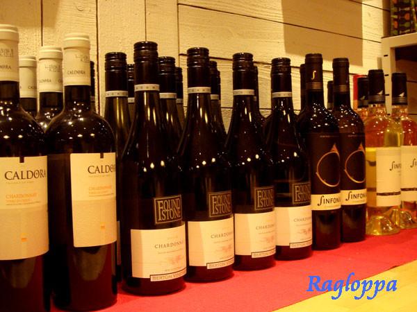 姫路 わいん ラグロッパ 白ワインの日 2周年フェア