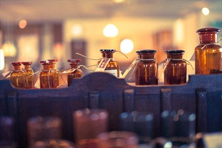 アロマ調香セラピーと潜在意識