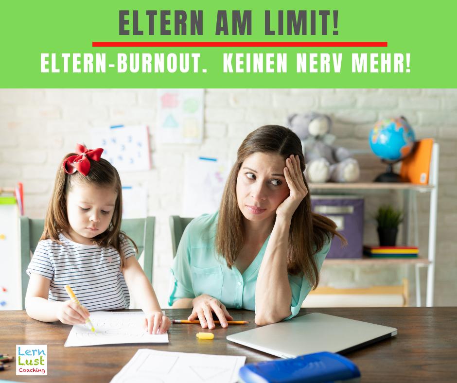 Eltern am Limit Homeschooling