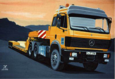 Mercedes LKW 2650