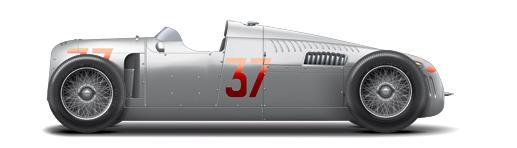 03 Typ B Grand-Prix-Rennwagen 1935