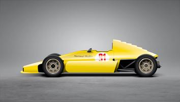 F23 Formel C9 Hartmut Thassler