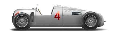 05 Typ C Grand-Prix-Rennwagen 1936/37