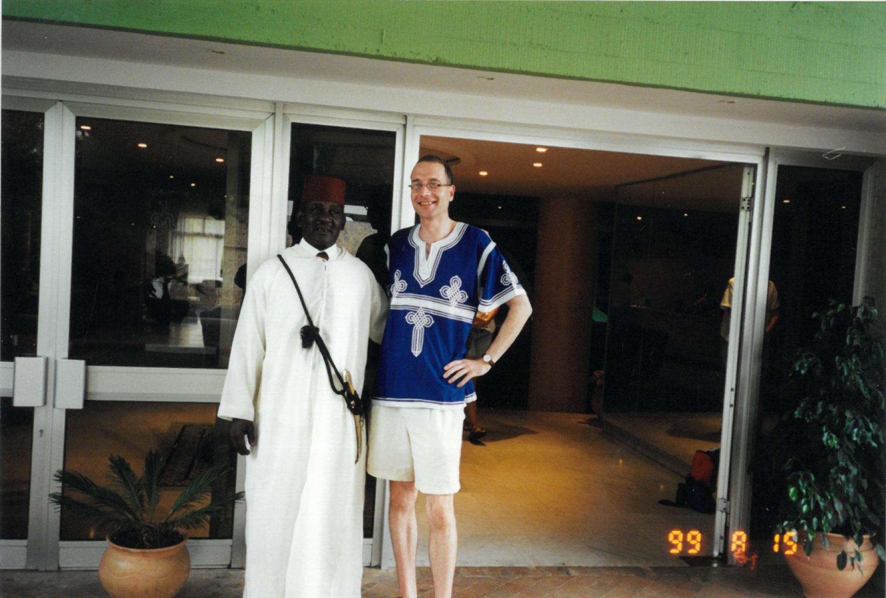 Afrika 1999