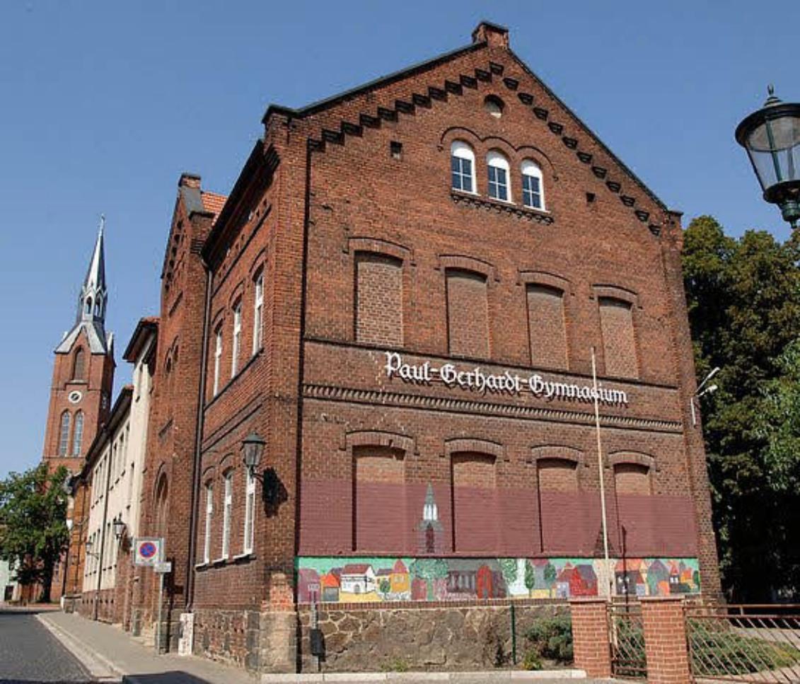 Gymnasium Gräfenhainichen - 1974