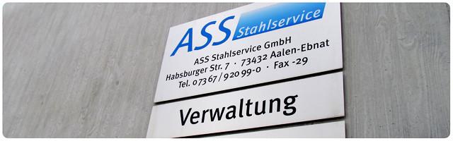 ASS Stahlservice GmbH