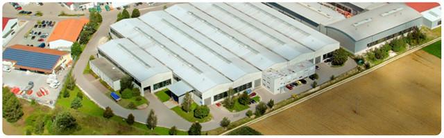 Der Firmensitz der ASS Stahlservice GmbH