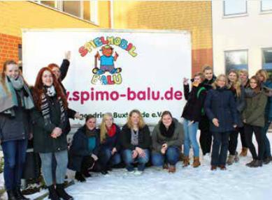 Das Spimo-Team in der Saison 2016
