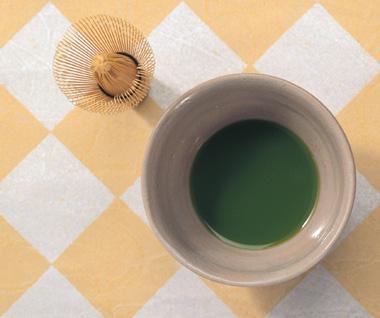 Tazza di tè Matcha