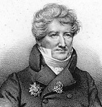 Georges Cuvier (1769-1832) Naturaliste