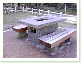 バーベキューテーブル2