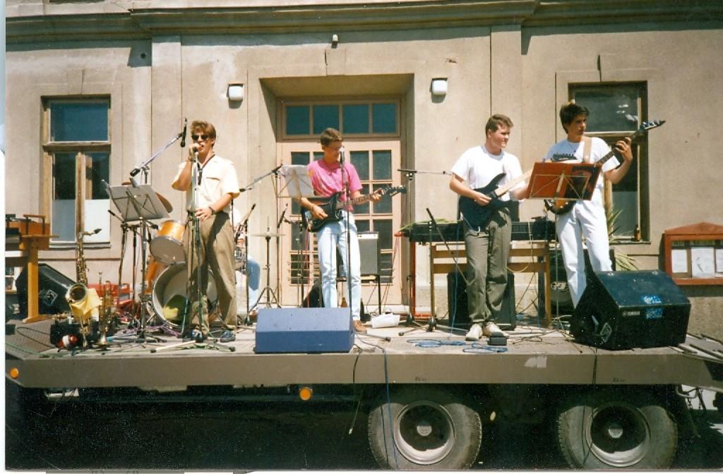 Neusiedler Stadtfest 1988