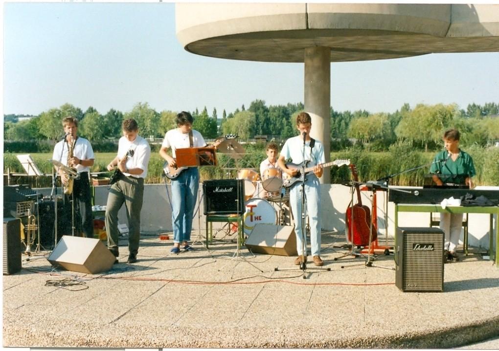 Unser erste Konzert im Jahr 1988!