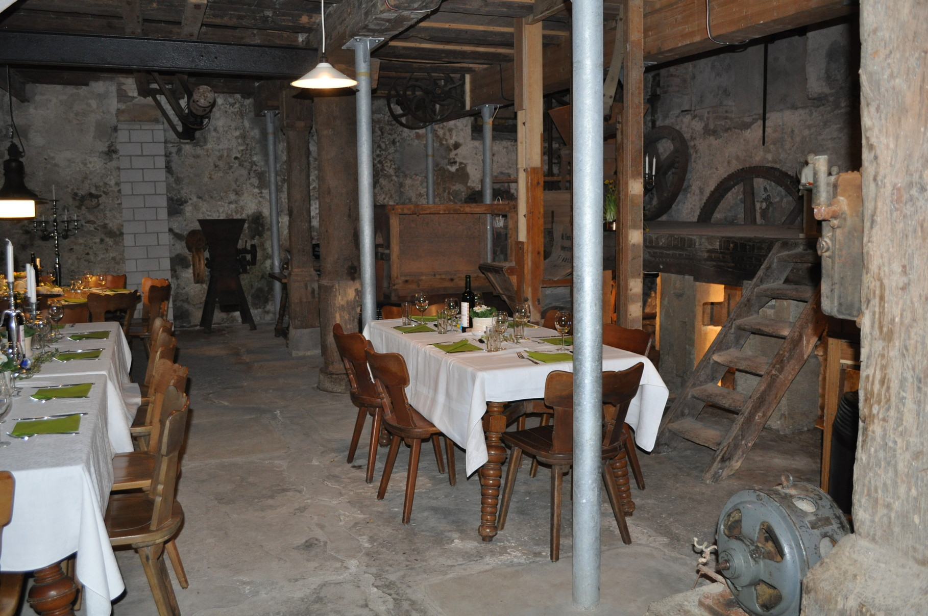 Untermühle Flaach