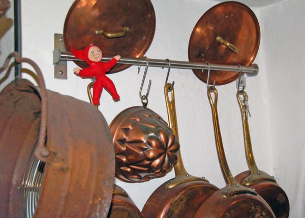 Kochgeschichte im alten Wagnerhaus