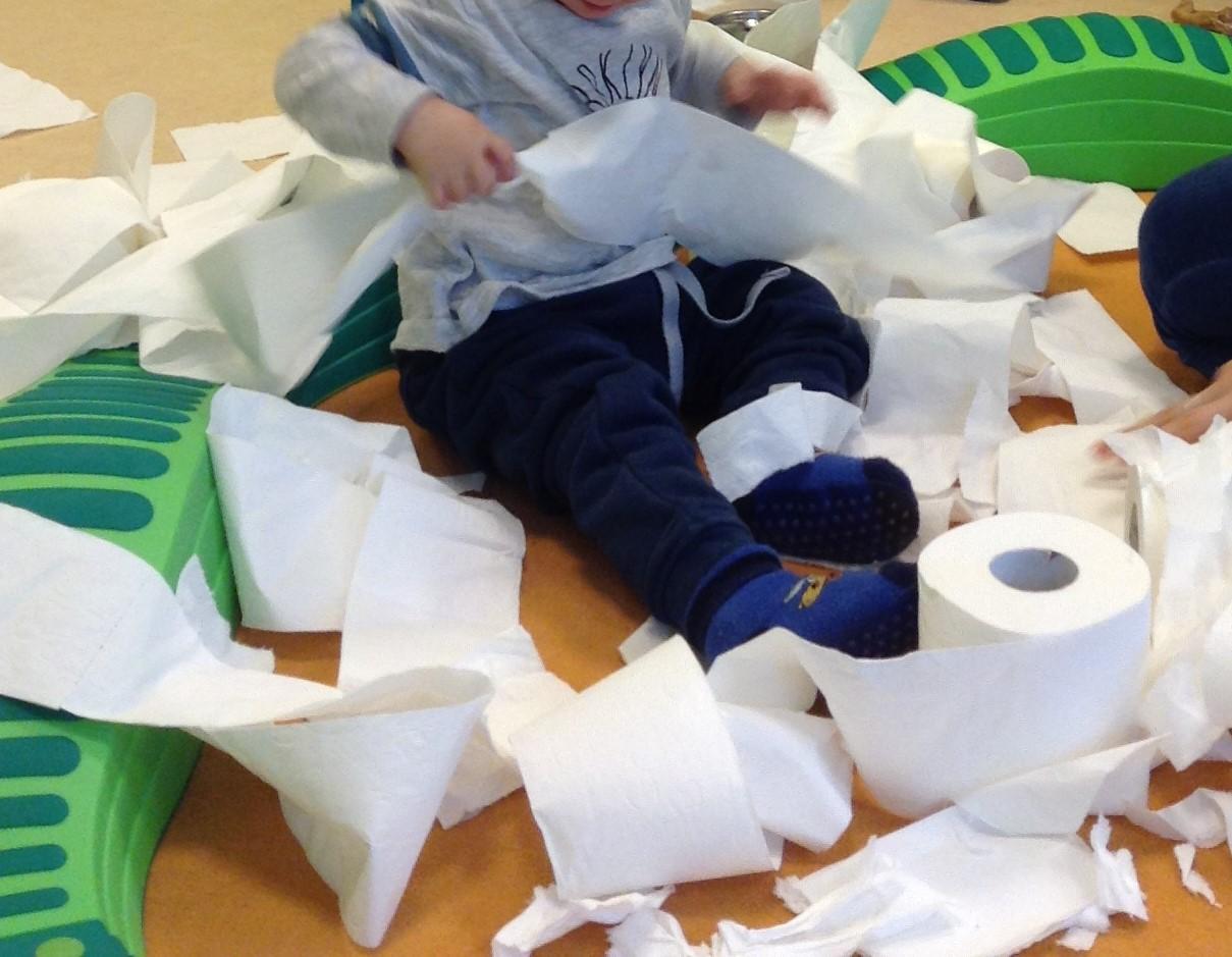 Impulse - Toilettenpapier