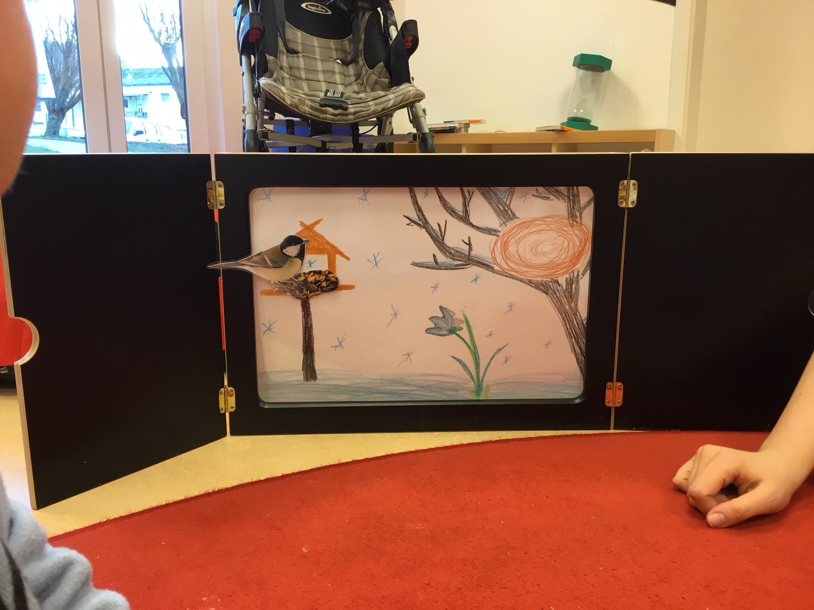 Projekte - Kleine Meise