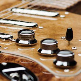 Guitarra de agave