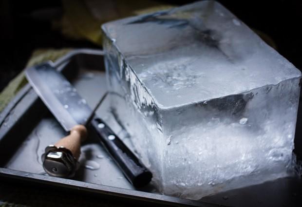 La importancia del hielo en la cocteleria