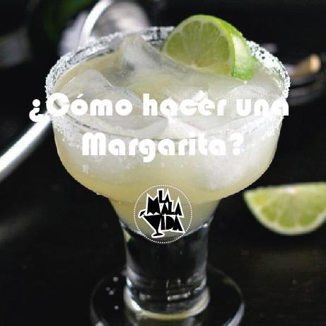 Cómo hacer una Margarita