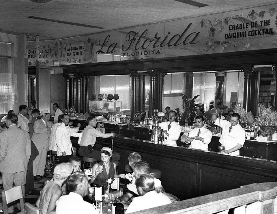 Bar La Floridita, la cuna del Daiquiri