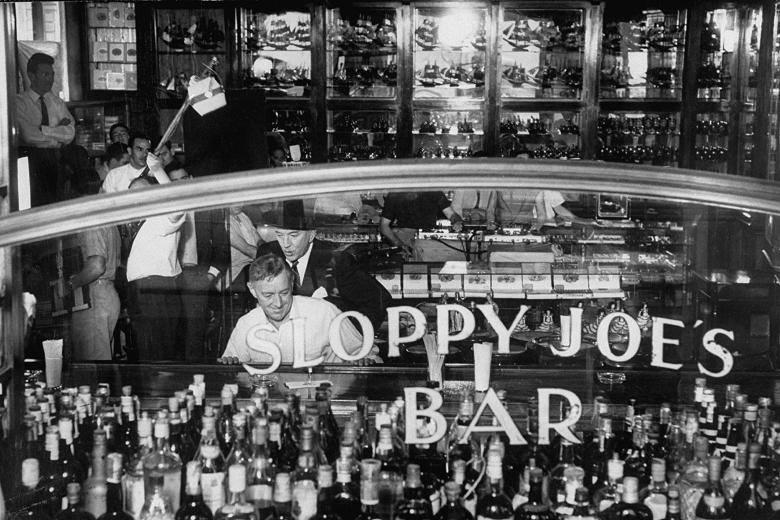 Sloppy Joe's Bar, Havana Cuba